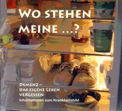 """CD """"Wo stehen meine …?"""""""