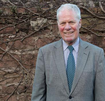 Prof. Dr. med. Bernd Kroenig, Ehrenvorsitzender und Gründer des Demenzzentrum Trier