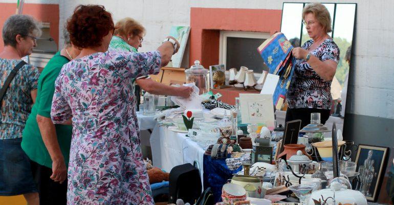 Sommerfest des Demenzzentrums, August 2018