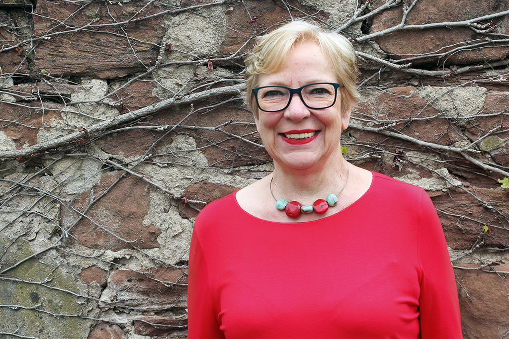 Mathilde Deus, Mitarbeiterin Demenzzentrum Trier