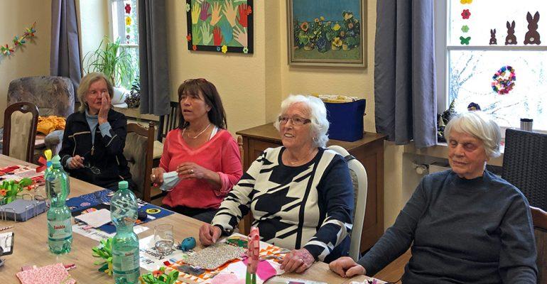 Ali hilft: Haptische Geschenke für die Betreuungsgruppen